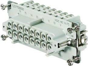 Weidmüller Steckverbinder-Einsatz HDC HE 16 FS