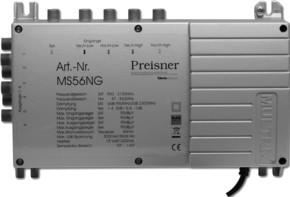 Televes Multischalter mit Netzteil MS56NG