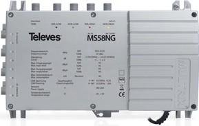 Televes (Preisner) Multischalter mit Netzteil MS58NG