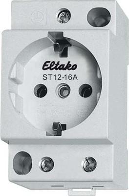 Eltako Steckdose 16A ST12-16A