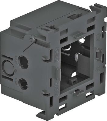 OBO Bettermann Vertr Geräteeinbaudose 1-fach ch 71x76x51mm gr 71GD8-2