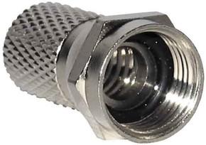 Kreiling Tech. Metall-Aufdrehstecker 7mm F7TWG