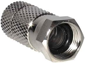 Kreiling Tech. Metall-Aufdrehstecker 7mm, wasserdicht F7TWGG