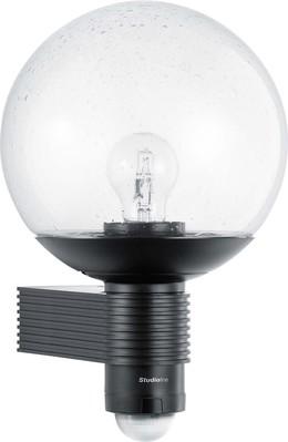 Steinel Sensor-Leuchte 60W IP44 230-240V L 400 S sw