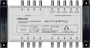Kreiling Tech. Multischalter 8 Teilnehmer KR 5-8 K-V-II