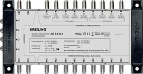 Kreiling Tech. Multischalter kaskadierbar 9 Ein., 8 Teil. KR 9-8 K-II