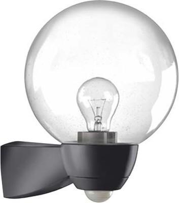 ESYLUX Automatic-Leuchte m. 130Gr BWM AL MONZA WL TR MD BK