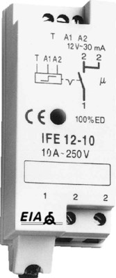 Eltako Installationsfernschalter 2x1S,10A IFED12-20