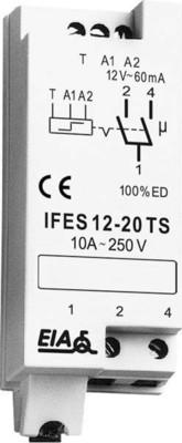 Eltako Installationsfernschalter 1+1S,10A IFES12-20TS