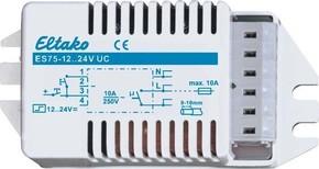 Eltako Stromstoßschalter f.EB 1S 10A ES75-12..24V UC