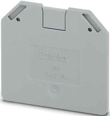 Phoenix Contact Deckel 55,5x2,2x54,8mm gr D-UT 16