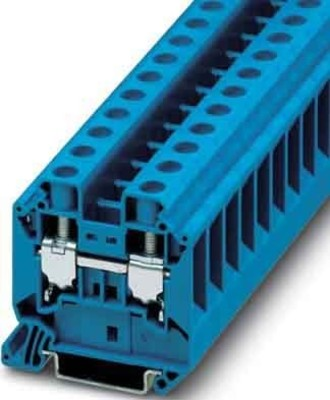 Phoenix Contact Durchgangsklemme 1,5-25qmm B=12,2 bl UT 16 BU