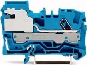 WAGO Kontakttechnik Trennklemme 1-Leiter-N, TS 35 2006-7114