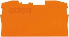 WAGO Kontakttechnik Abschluss-u.Zwischenplatte 1mm dick 2006-1292