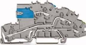 WAGO Kontakttechnik Installations-Etagenklemme TS 35 2003-7641