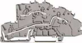 WAGO Kontakttechnik Installations-Etagenklemme TS 35 2003-7642