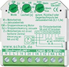 Schalk AUF/ZU-Steuerung 230VAC,2S,10A UMS U5