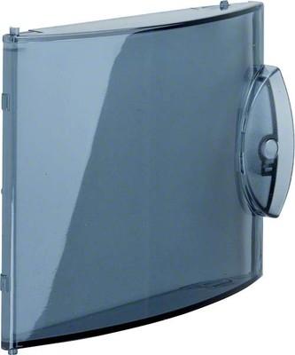 Hager Miniverteiler-Tür transparent, GD104 GP104T