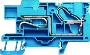 Weidmüller Neutralleitertrennklemme 80,5x12,1x48mm PNT 16