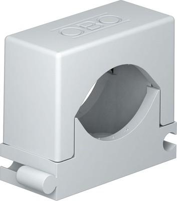 OBO Bettermann Vertr Reihen-Druckschelle Iso,gr 2037 18-30 LGR
