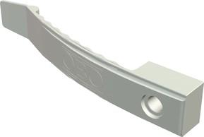 OBO Bettermann Vertr Kabelklammer 1x8 NYM3x1,5 lichtgrau 2032 SP