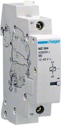 Hager Arbeitsstromauslöser f,LS-Schalter MZ204