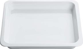 Constructa-Neff Porzellan-Behälter GN2/3-ungelocht Z1685X0