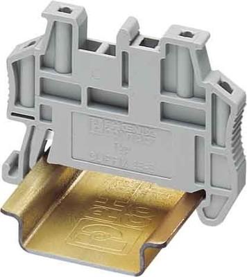 Phoenix Contact Schnellmontage-Endhalter Tragschiene NS35/7.5 CLIPFIX 35-5