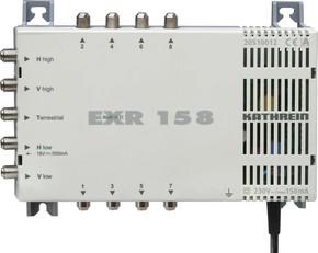 Kathrein Multischalter mit Netzteil EXR 158