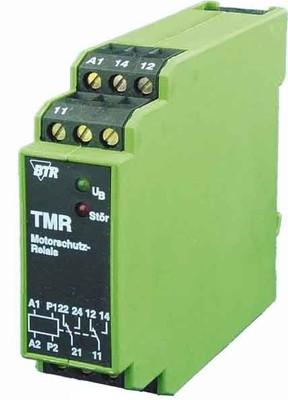 BTR NETCOM Motorschutzrelais o.Fehlerspeicher TMR-E12 oFS 2W 24UC