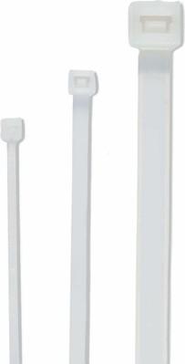 Cimco Kabelbinder 4,5x180mm,naturfa. 18 1366