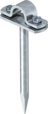 OBO Bettermann Vertr Stangenhalter 16mm m.Sp.100mm 112 DIN-100