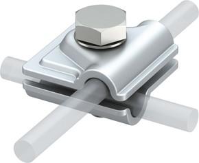 OBO Bettermann Vertr Schnellverbinder Vario Aluminium 249 8-10 ALU