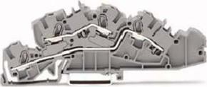 WAGO Kontakttechnik Installations-Etagenklemme L/L 4/6qmm grau 2005-7642