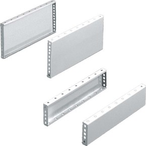 Rittal Sockel-Blende seitlich 100x800mm TS 8601.085(VE1Satz)