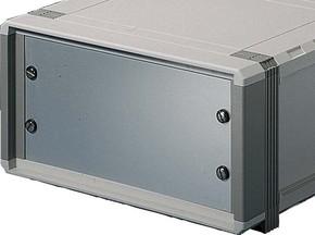 Rittal Blindplatte 1HE 482,6 mm (19 Zoll) VC 1931.200(VE3)