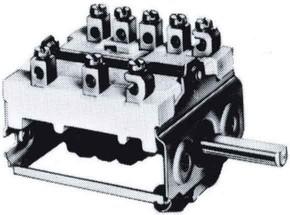 EGO Elektro. Nockenschalter 16A,250V/10A,400V 4927215000