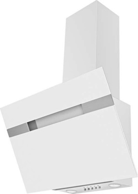 Amica Kaminhaube Straight,60cm KH 17404 W weiß