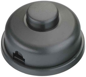 Bachmann Tret-Zw.Serienschalter schwarz/schwarz 924.067
