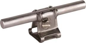 DEHN Leitungshalter f. Rd 6-10mm NIRO 273 019
