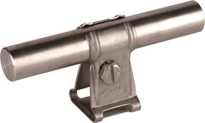 DEHN Stangenhalter m.Kralle f. Rd 13-16mm NIRO 275 019
