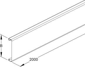 Niedax LFK-Deckel LD 100