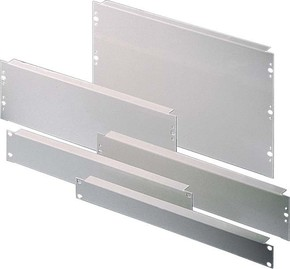 Rittal Blindpanel 1HE RAL7035 DK 7151.035(2 Stück)