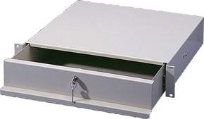 """Rittal Schublade 2HE 482,6 mm (19"""") DK 7282.035"""