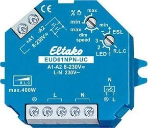 Eltako Stromstoß-Dimmschalter EUD61NPN-UC