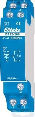 Eltako Stromstoßschalter 16A,2S ES12-200-UC