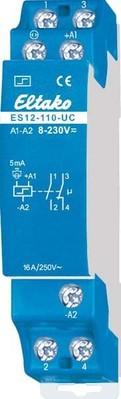 Eltako Stromstoßschalter 16A,1S+1Ö ES12-110-UC