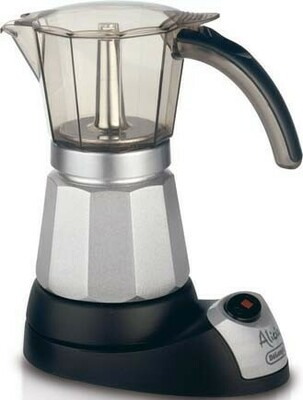 DeLonghi Espresso/Mokka-Kocher Alicia EMKM 6 si