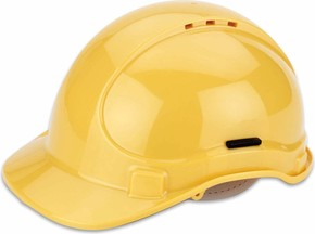 Cimco Elektriker-Helm gelb 14 0200