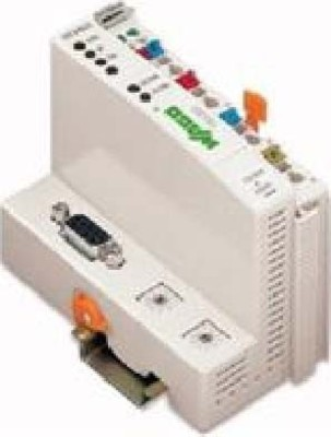 WAGO Kontakttechnik Feldbuskoppler DP/FMS 12 MBD 750-303